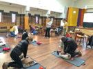 Training levensreddend handelen voor veertig vrijwilligers